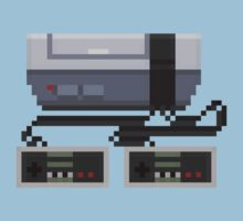 NES Kids Tee