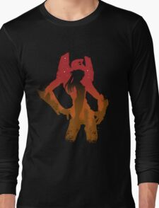 Evangelion Long Sleeve T-Shirt