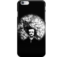 Edgar Allan Poe - The Raven iPhone Case/Skin