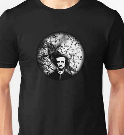 Edgar Allan Poe - The Raven Unisex T-Shirt