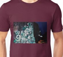 Carnaval  with my inventions on light OKAIO that creates a real RELIEF and Studio Portable OKAIO  03 (c)(t)  by Olao-Olavia / Okaio Créations 1998 Unisex T-Shirt