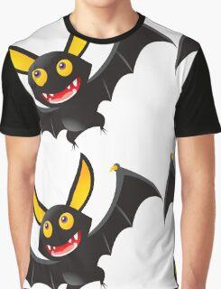 bat Graphic T-Shirt