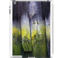 Wood from History iPad Case/Skin