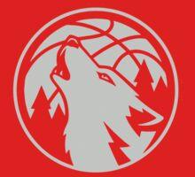 Minnesota timberwolves grey One Piece - Short Sleeve