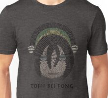 Toph Quotes Unisex T-Shirt