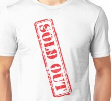 Sold Out! Unisex T-Shirt