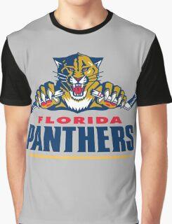 Florida panthers team Graphic T-Shirt