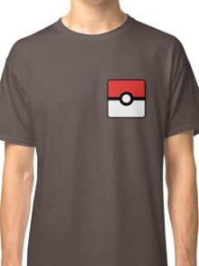 Pokeball square Classic T-Shirt