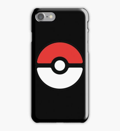 Pokeball iPhone Case/Skin