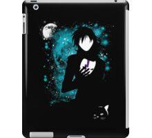 Darker than black iPad Case/Skin