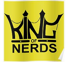 King of Nerds Poster