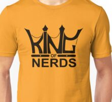 King of Nerds Unisex T-Shirt