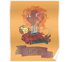 Leo Seedling Poster