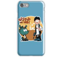 """Greedo & Han"" iPhone Case/Skin"