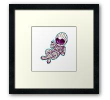 Astro Baby Framed Print