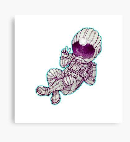 Astro Baby Canvas Print
