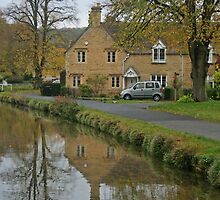 Lower Slaughter by RedHillDigital