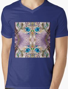 Her Clean Glass Corset Mens V-Neck T-Shirt