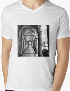 Urban Bologna Mens V-Neck T-Shirt
