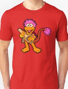 Down at Pixel Rock - Gobo Unisex T-Shirt