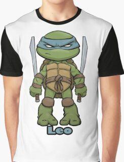 "Leo ""TMNT"" Graphic T-Shirt"