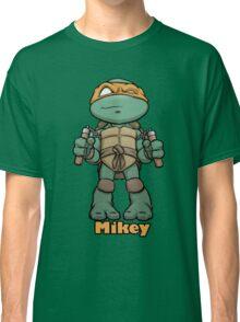 "mikey ""TMNT"" Classic T-Shirt"