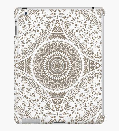 Decorative Lace Doily Seamless Pattern iPad Case/Skin
