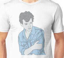 Blue Louis Unisex T-Shirt