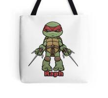 "Raph "" TMNT "" Tote Bag"