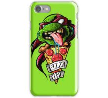 Raph Pizza Time iPhone Case/Skin