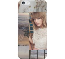 taylor swift aesthetic iPhone Case/Skin