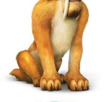 Double Agent Diego - Ice Age Sticker