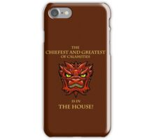 Smaug Quotes-Colbert Report- in the house iPhone Case/Skin