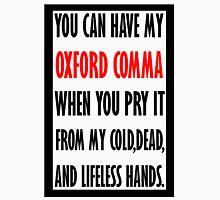 "Oxford ""Comma"" Unisex T-Shirt"
