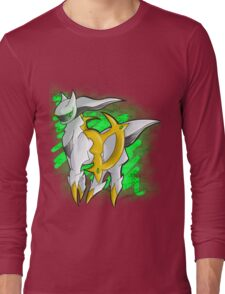Arceus Long Sleeve T-Shirt