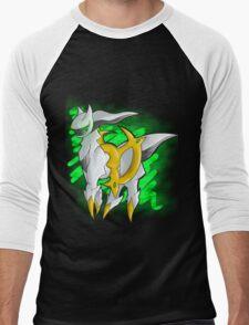 Arceus Men's Baseball ¾ T-Shirt