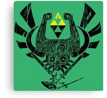 Zelda Mash-up Canvas Print