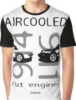 Aircooled flat engines Graphic T-Shirt