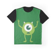 Mike Wazowski  Graphic T-Shirt