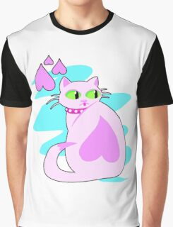 MMC - Shuffles (Hearts) Graphic T-Shirt