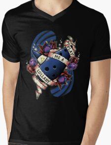 The Princess Melody Mens V-Neck T-Shirt