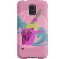 It's... Pink Samsung Galaxy Case/Skin