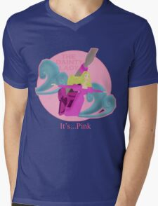It's... Pink Mens V-Neck T-Shirt