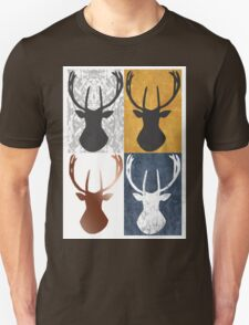 Lapland Madness Retro 4in1 Color Unisex T-Shirt