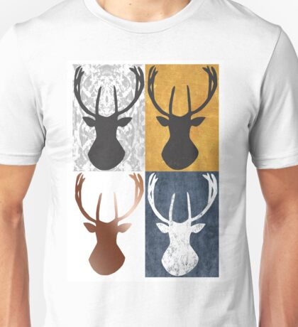 Lapland Madness Retro 4in1 Color Unisex T-Shirt