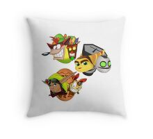 Someone asked for a duet?  Throw Pillow