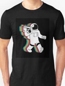 Retro Astronaut Unisex T-Shirt