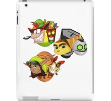 Someone asked for a duet?  iPad Case/Skin