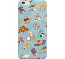 Momo Atsume iPhone Case/Skin