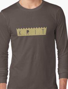 Big K.R.I.T Crown Long Sleeve T-Shirt